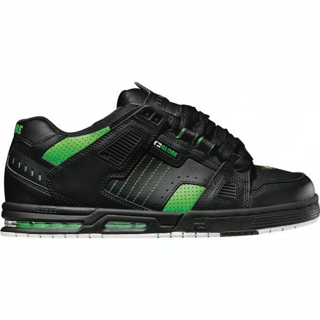Sabre - Black/moto green