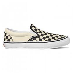 VANS, Skate slip-on, (checkerboard) black/off