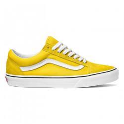 VANS, Old skool, Cyber yellow/true white