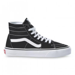VANS, Sk8-hi taperedb, (canvas) black/true white