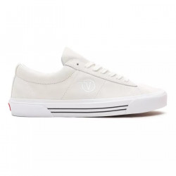 VANS, Sid, (suede) true white