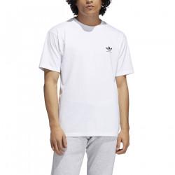 ADIDAS, 2.0 logo ss tee, White/black