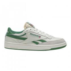 REEBOK, Club c revenge vintage, Chalk/paperwhite/glen green
