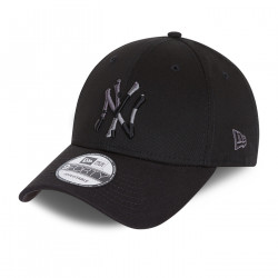 NEW ERA, Y camo infill 9forty neyyan, Blk