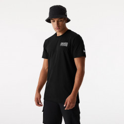 NEW ERA, Ne outdoor utility graphic tee, Blk