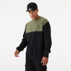 NEW ERA, Ne outdoor utility crew neck flce, Blknov