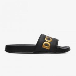 DC SHOES, Dc slide se, Black/gold