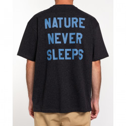 ELEMENT, Forces ss tee, Off black