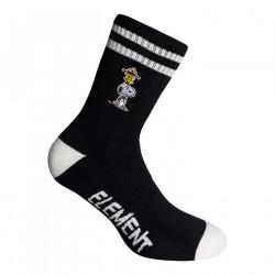 ELEMENT, Peanuts socks, Eclipse navy