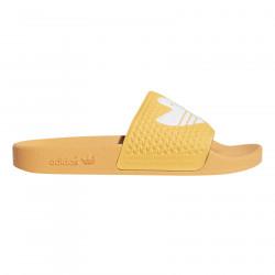 ADIDAS, Shmoofoil slide, Hazy orange/ftwr white/ftwr white