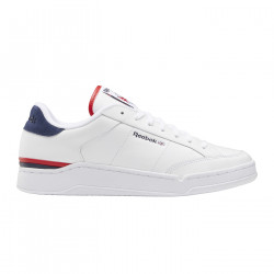 REEBOK, Ad court, Ftwr white/vector navy/vector red
