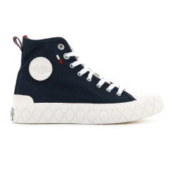 PALLADIUM, Ace cvs mid u, Mood indigo/chili pepper