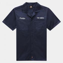 DICKIES, Halma shirt, Navy blue