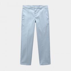 DICKIES, S/stght work pant, Fog blue