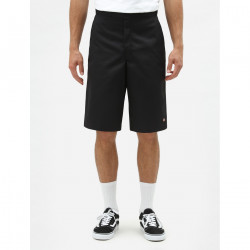 DICKIES, Loose fit reg waist work short, Black
