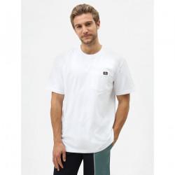 DICKIES, Porterdale tshirt mens, White