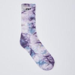 OBEY, Obey mountain socks, Purple nitro multi