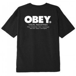 OBEY, Obey visual industries, Black