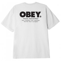 OBEY, Obey visual industries, White