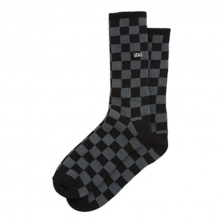 Checkerboard crew - Black/charcoal