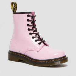 DR. MARTENS, 1460 w, Pale pink patent lamper