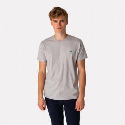 RVLT, Regular t-shirt 1210, Grey-mel