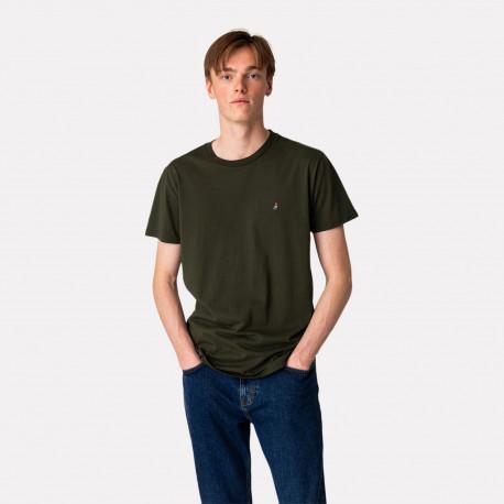 Regular t-shirt 1211 - Army