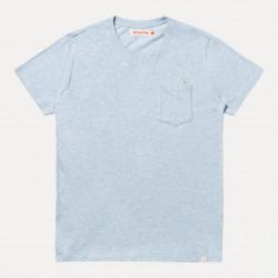 RVLT, Regular t-shirt 1213, Lightblue