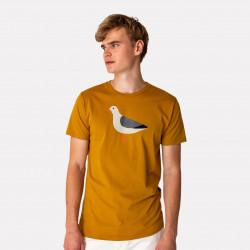 RVLT, Regular t-shirt 1214, Yellow