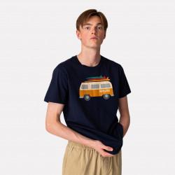 RVLT, Regular t-shirt 1214, Navy