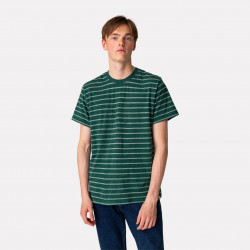 RVLT, Regular t-shirt 1222, Green
