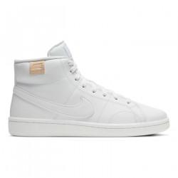 NIKE, Nike court royale 2 mid, White/white