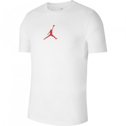 NIKE, Jordan jumpman, White/gym red