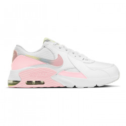 NIKE, Nike air max excee, White/multi-color-pure platinum