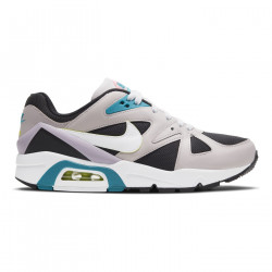 NIKE, Nike air max structure, Black/white-platinum violet-blustery