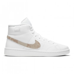 NIKE, Nike court royale 2 mid, White/particle beige-black