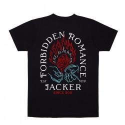 JACKER, Forbidden romance, Black