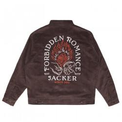 JACKER, Forbidden romance jacket, Fudge