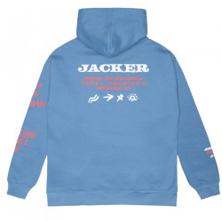 JACKER, Gibraltar, Blue