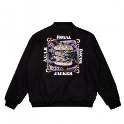 JACKER, Royal bacon jacket, Black