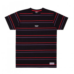 JACKER, Rtk stripes, Black