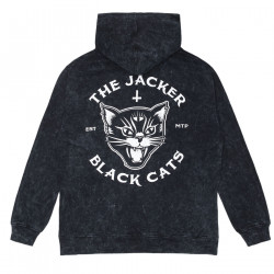 JACKER, Black cats, Stonewash