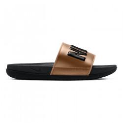 NIKE, Nike offcourt, Metallic copper/black-black