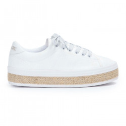 NO NAME, Malibu sneaker, White