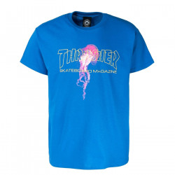 THRASHER, T-shirt atlantic drift, Royal