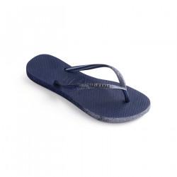 HAVAIANAS, Slim sparkle ii, Navy blue