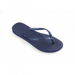 HAVAIANAS, Slim crystal sw ii, Navy blue
