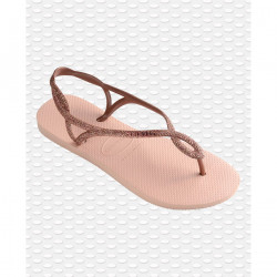 HAVAIANAS, Luna premium ii, Ballet rose