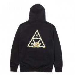 HUF, Sweat blanka tt hood, Black