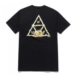 HUF, T-shirt blanka tt ss, Black